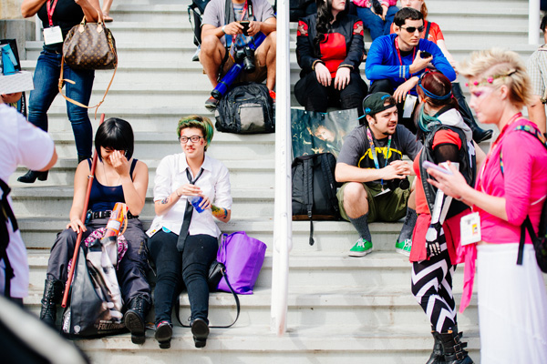 SDCC comic-con San Diego Cosplay