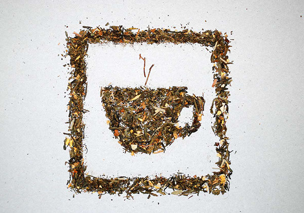 tea museum craft type cup frame Icon hand made Website landing page leaves grass Culinary Picture Custom bug brand green paper ecologycal eco natural tea bag tējas muzejs Exhibition  knight Armor sketch Draft font sign Love fb tt teaspoon closeup texture