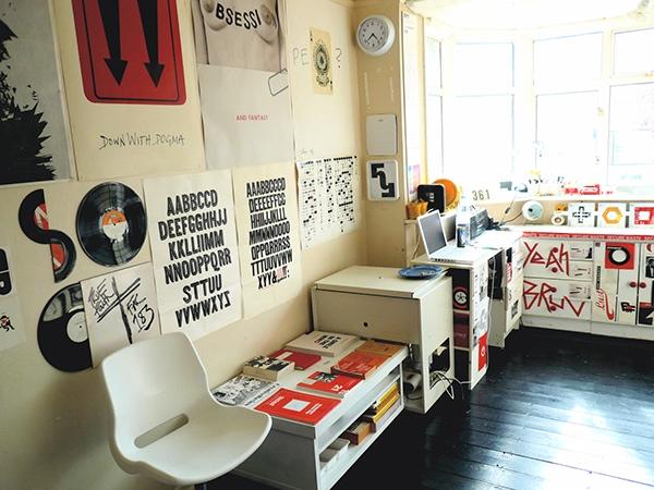 My studio on behance for Freelance interior designer