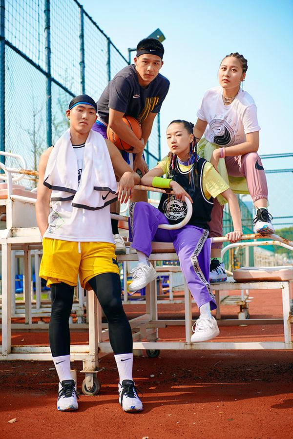 Nike Summer Basketball