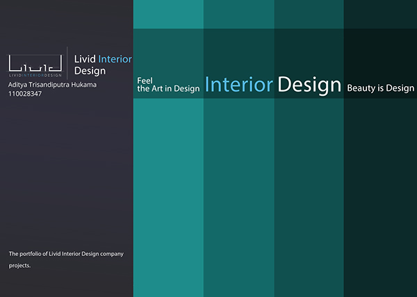 Livid Interior Design Comm Class On Behance