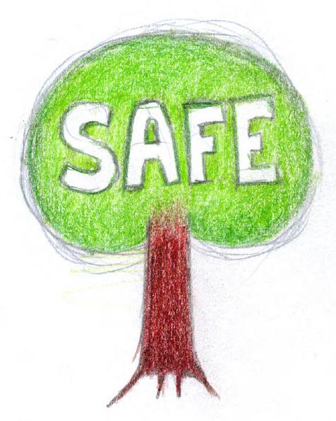 Association logo Nature vegetal
