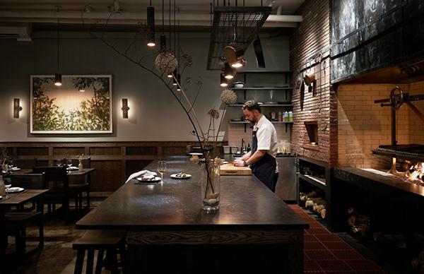 Samara Restaurant byMutuus Studio