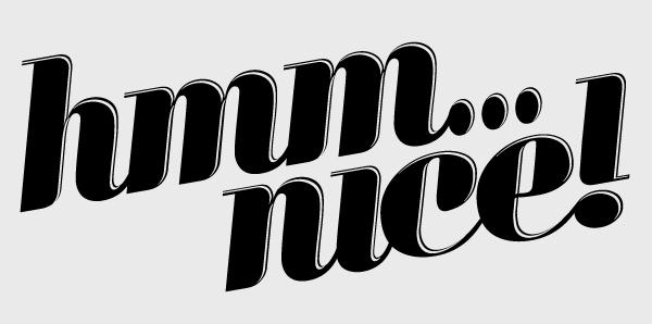 superfried fonts slick star wars darth vader italic ampersand SF