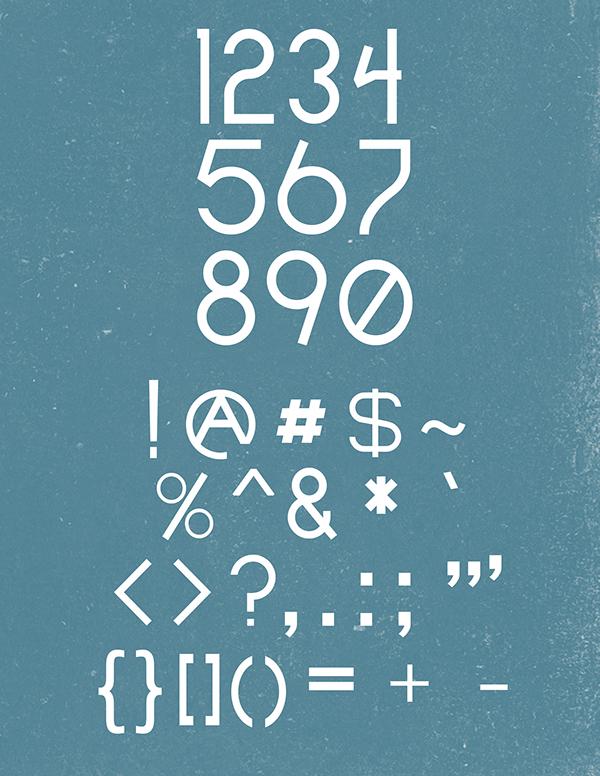 display font sans serif