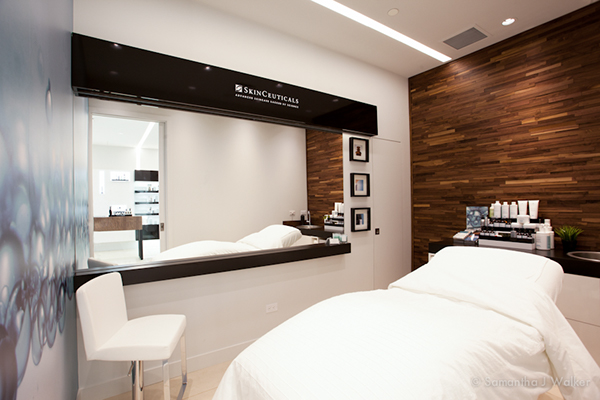 Project skin md vancouver commercial design on behance for Dermatology clinic interior design