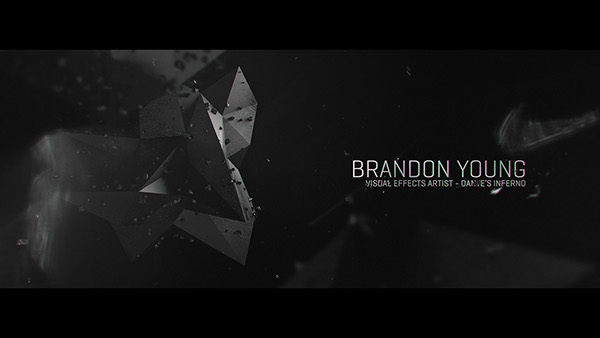 the union union Event computergraphics vfx CG logo teaser brand video motiongraphics particles lowpoly facet