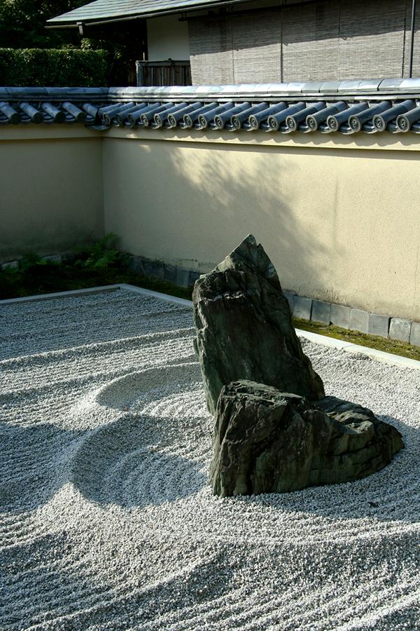 zen garden gallery on behance - Zen Rock Garden
