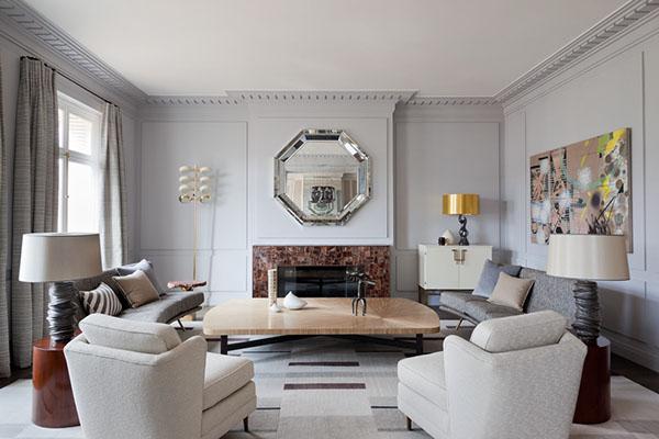 Parisian Home By Jean Louis Deniot On Behance