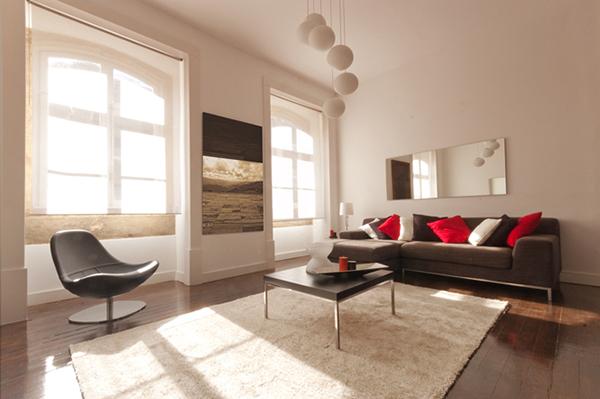 Interior Spaces On Behance