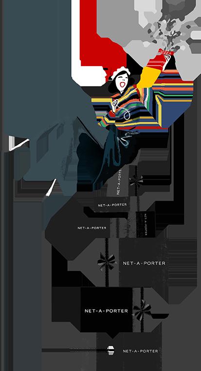 Mr porter net a porter christmas campaign 2016 on behance for Net a porter usa