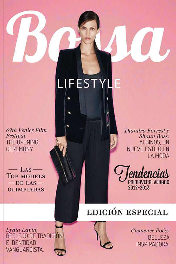 model cloth Style runway magazine models