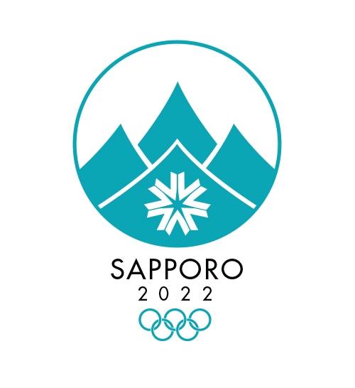 Olympics campaign brand identity logo winter Good design brand identity creative Innovative