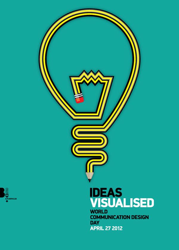 Celebrate World Communication Design Day on Behance