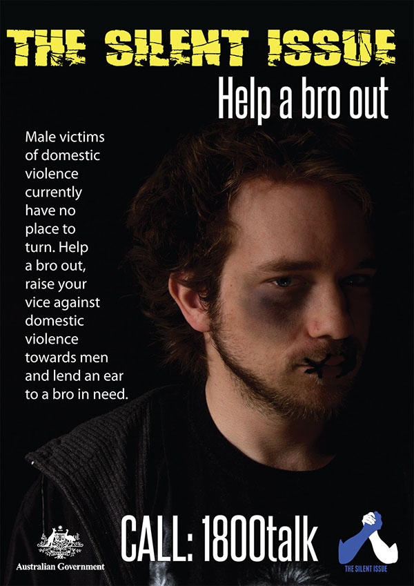 Domestic violence against male victims of dating 10