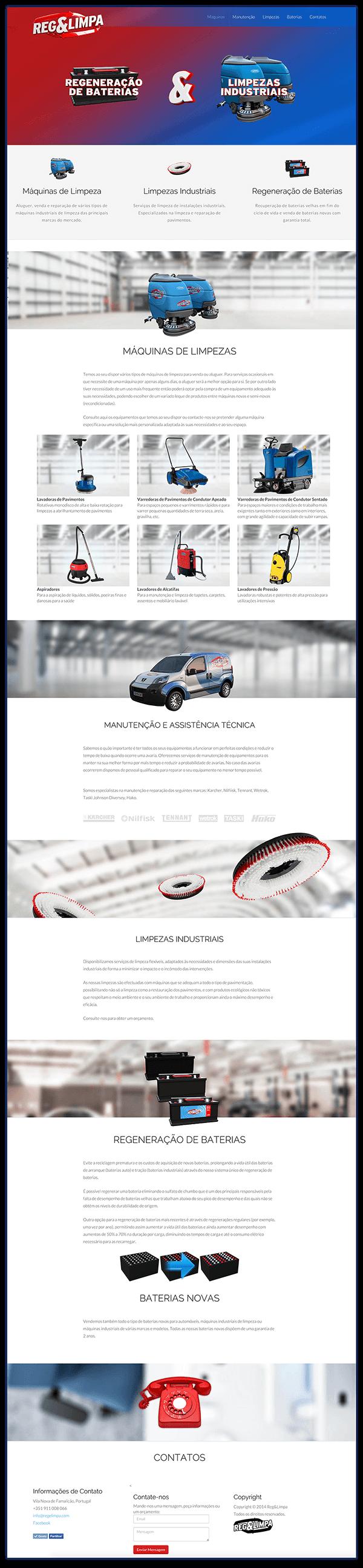 Website Corporate Identity