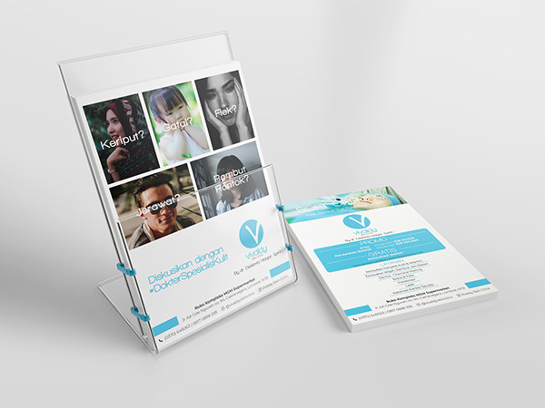 Vivaldy skin clinic's Brochure