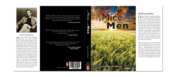 forced isolation in steinbeck s of mice Candy was a character who felt the despair of loneliness when he was forced to loneliness in the novel of mice and men steinbeck's novel, of mice and.