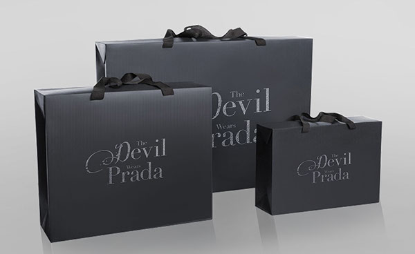 Press Kit / The Devil Wears Prada on FIDM Portfolio Gallery