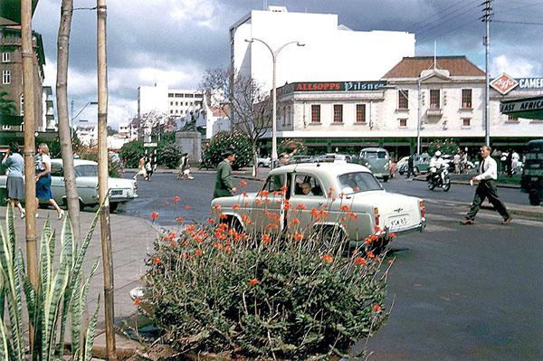 Nairobi Then Now