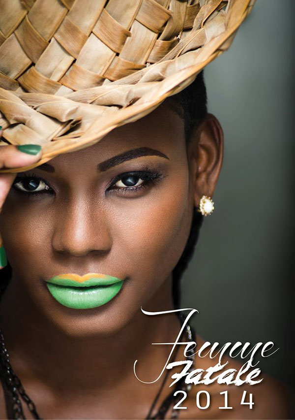 Femme Fatale (beauty & fashion series)