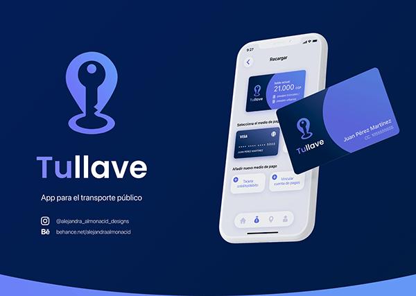Tullave - App de transporte público