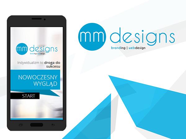 portfolio mmdesigns mm-designs mm designs design marcin micewicz Webdesign brainding