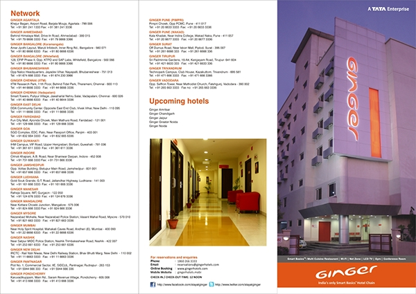 ginger hotel smart basics Ginger hotel mangalore: ginger i stayed with my family in hotel ginger in mangalore for one night on the and a host of smart basics features to.