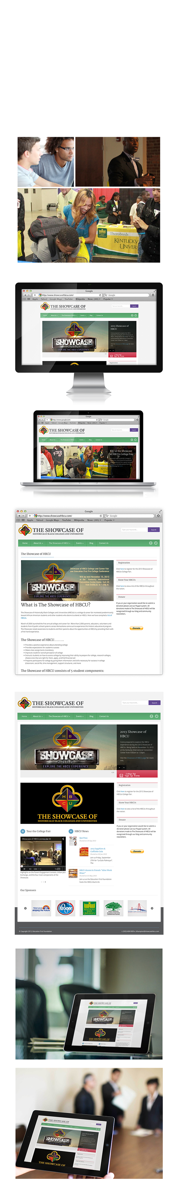 HBCU Historically Black Colleges Web wordpress