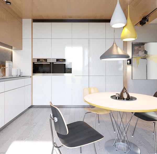 Kiev Apartment On Behance
