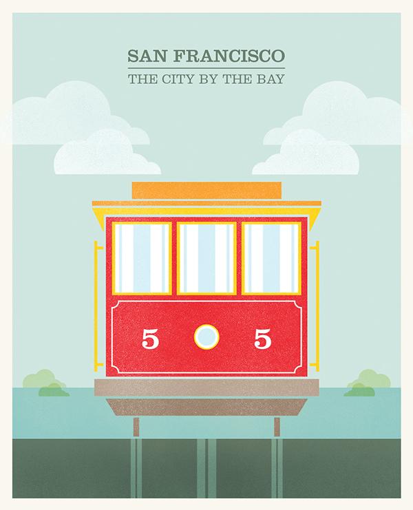 Trolleys San San Francisco Trolley on