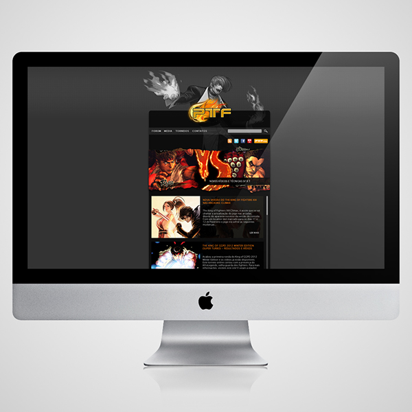 Webdesign Blog Web Portugal fighting games Webdevelopment