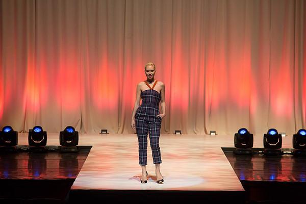 Plaid Pantsuit With Video On Philau Portfolios