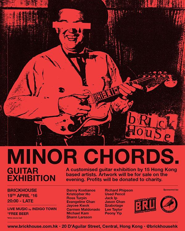 Exhibition Minor Chords Guitar On Scad Portfolios