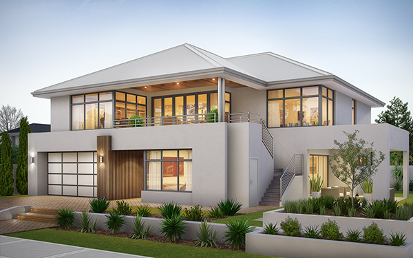 luxury home designs on behance