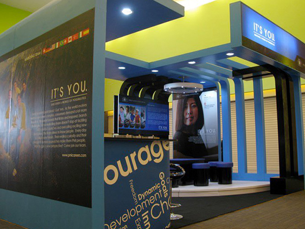 Exhibition Booth Johor : Philip morris international on behance