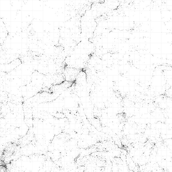 blank maps - la lettura  132