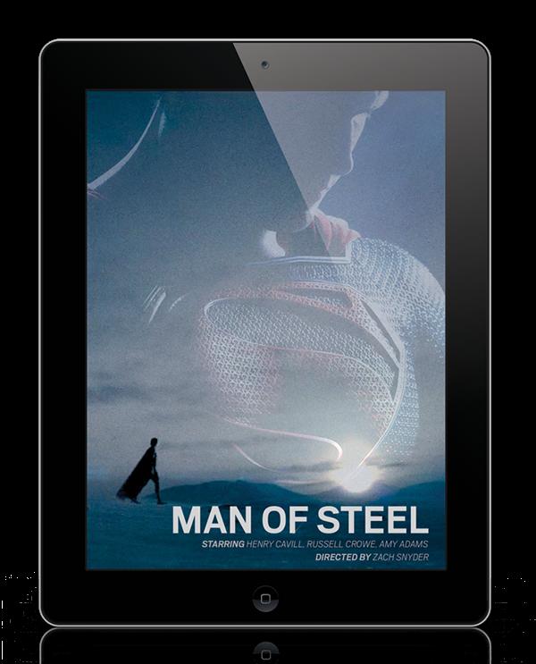 iPad  Magazine   UX UI  interactive  interaction  entertainment weekly
