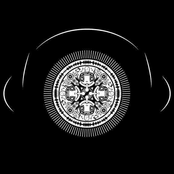 music mandala on behance