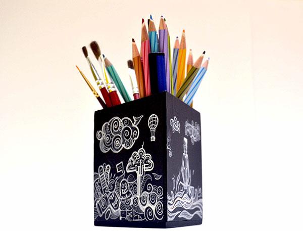 my pencil box