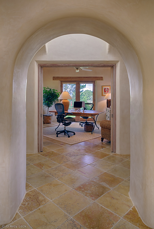 Southwest Adobe Home Interior Design Photography On Behance