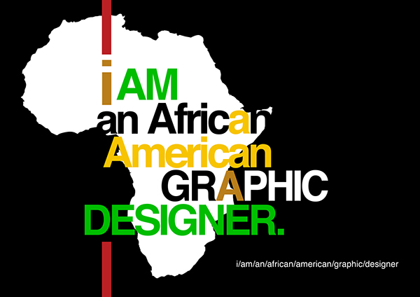 i am an african american graphic designer on pantone canvas gallery