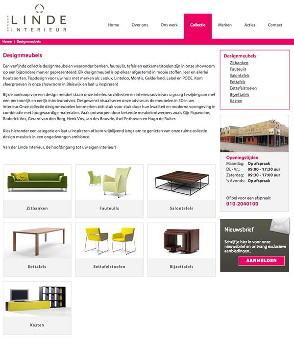 Van der Linde Interieur on Behance