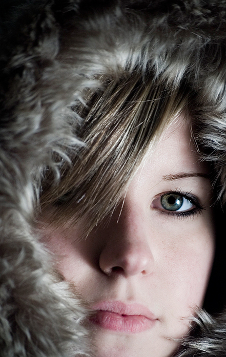 cold series Cold Series frozen blue artic ice jacket warm breath