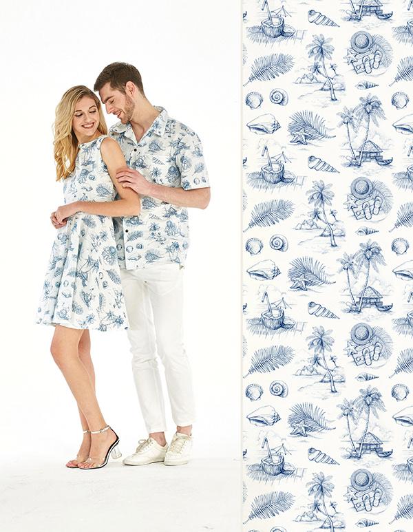 有創意感的22張衣服圖案欣賞