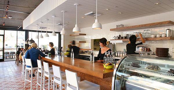 Cafe Gratitude Los Angeles Ca On The National Design
