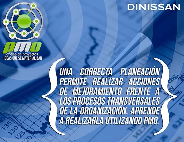 PMO Dinissan oficina de proyectos