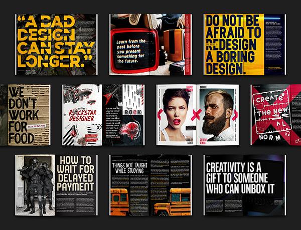 REFLUX: Design Magazine