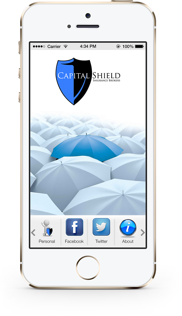 CSIB - Capital Shield Insurance Broker on Behance