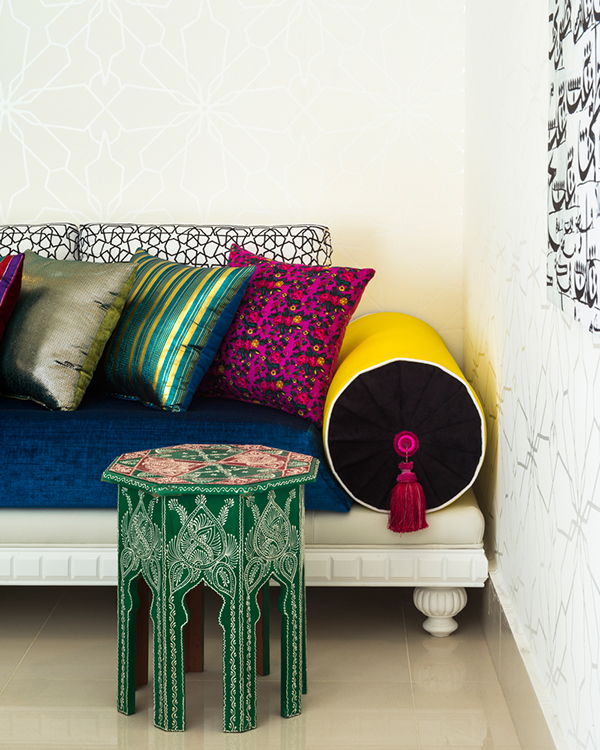 Arabesque interior design on wacom gallery for Arabesque style decoration